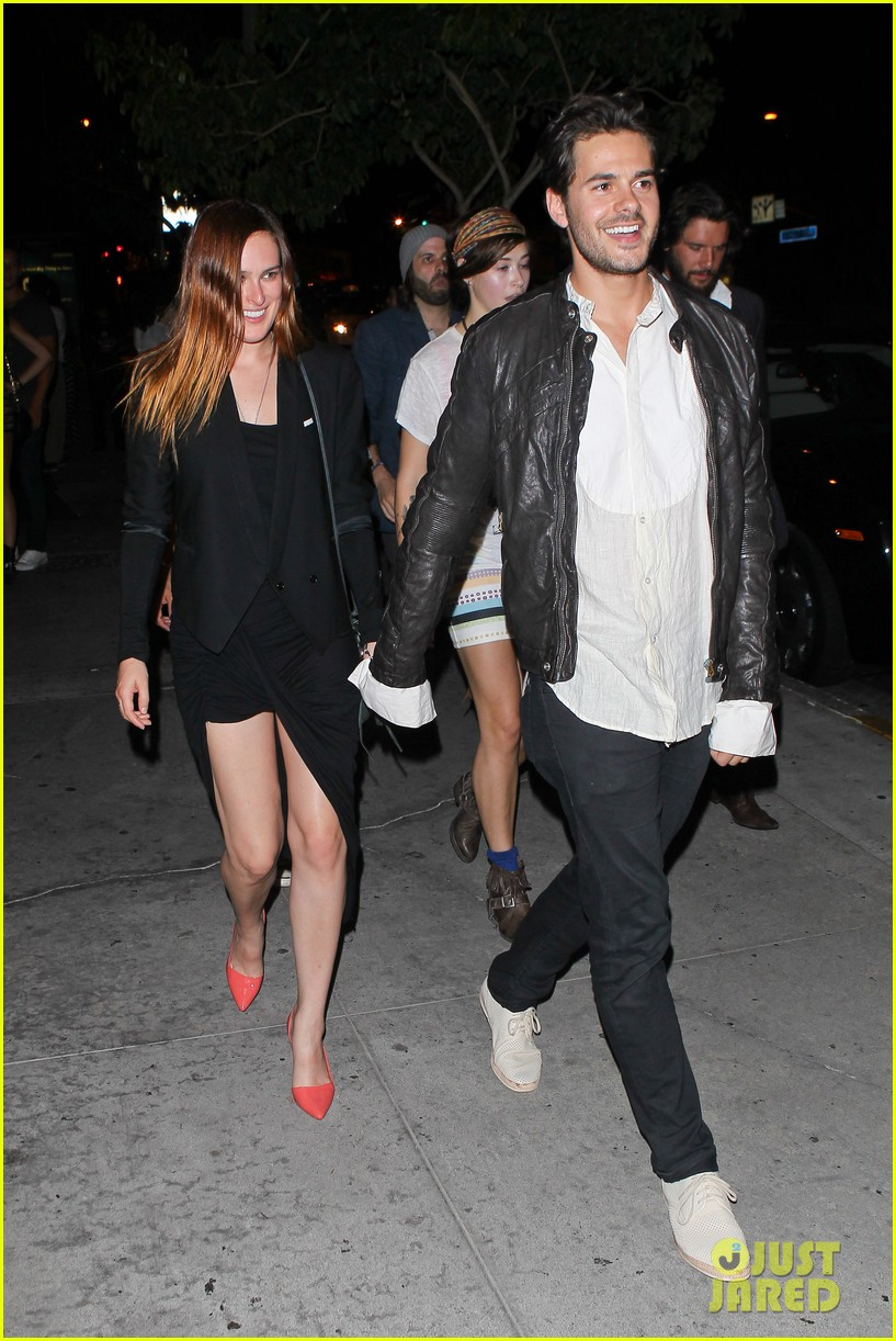 rumer willis jayson blair bootsy bellows couple 062901228