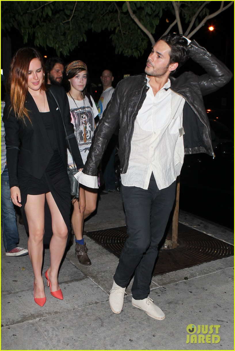 rumer willis jayson blair bootsy bellows couple 072901229