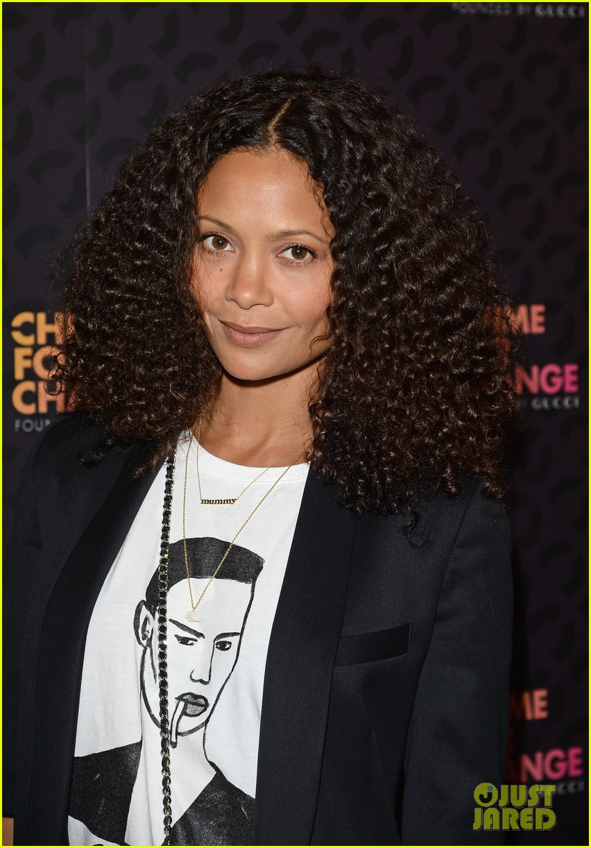 zoe saldana thandie newton chime for change concert 10
