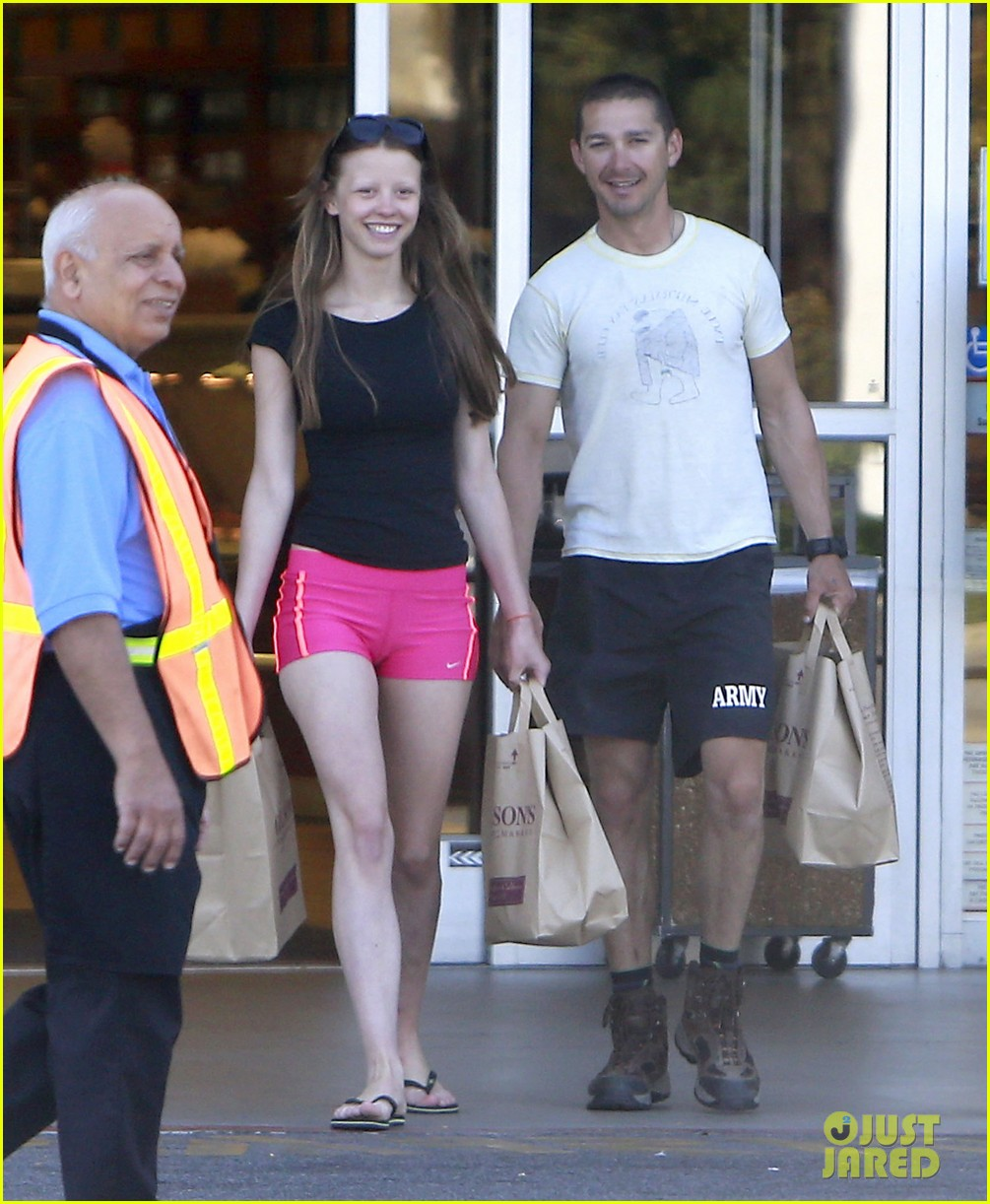 shia labeouf mia goth stock up for summer weekend 062895806