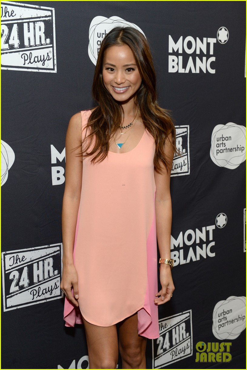 hannah simone jamie chung 24 hour plays after party 082896756