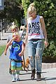 gwen stefani gavin rossdale ice cream with the kids 17