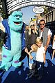 gwen stefani gavin rossdale monsters university premiere with the kids 07