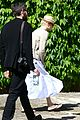 tilda swinton sandro kopp hold hands in venice 17