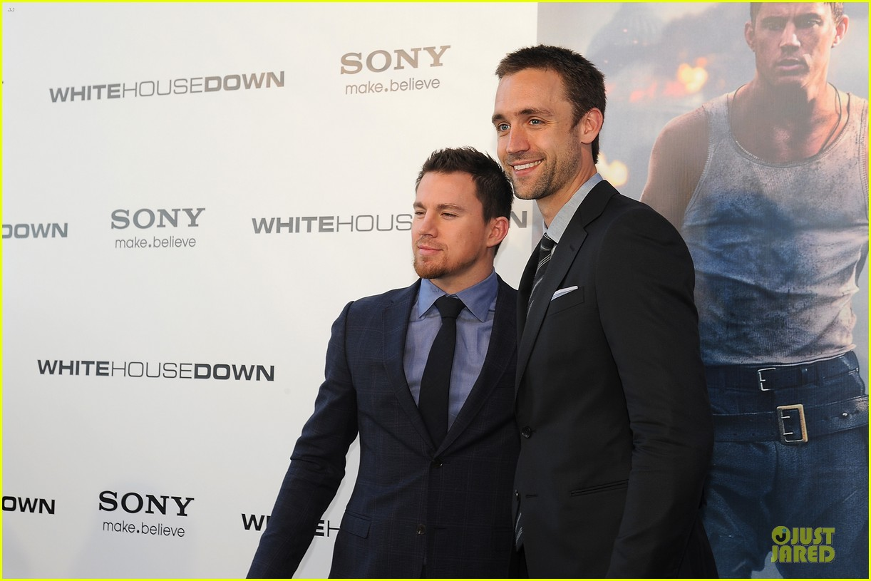 channing tatum jamie foxx white house down dc screening 18