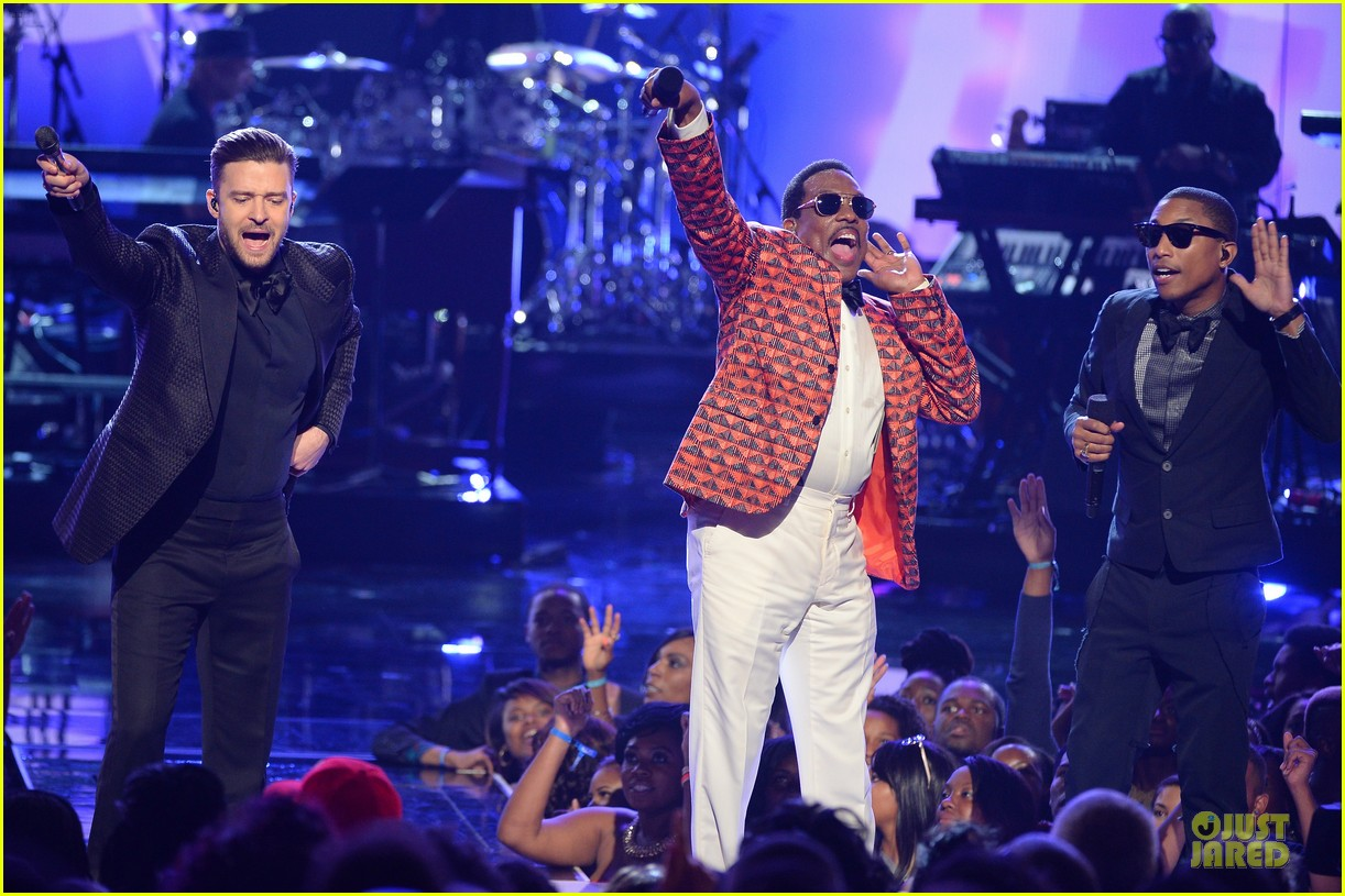 justin timberlake charlie wilson bet awards 2013 performance video 082901721