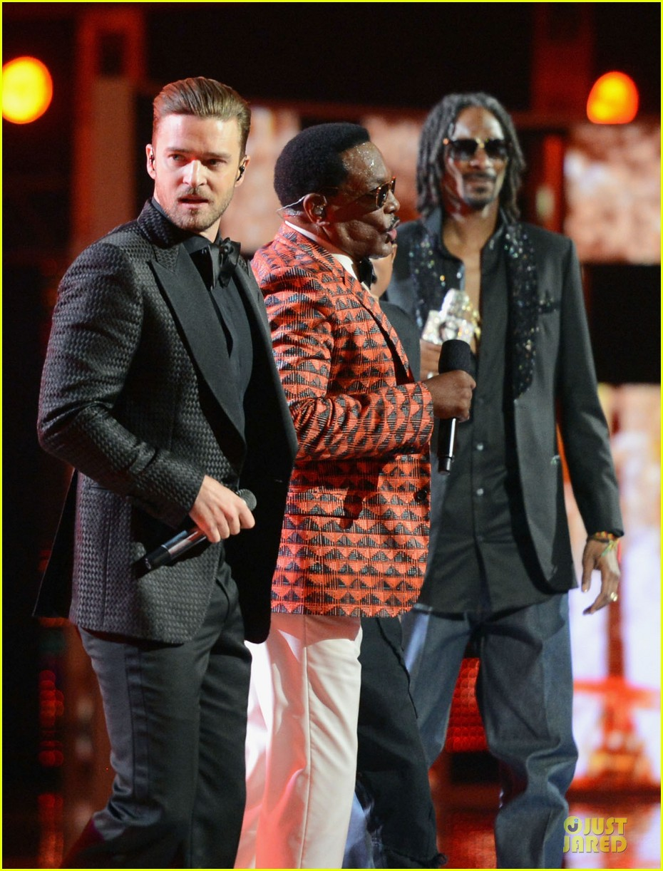 justin timberlake charlie wilson bet awards 2013 performance video 132901726