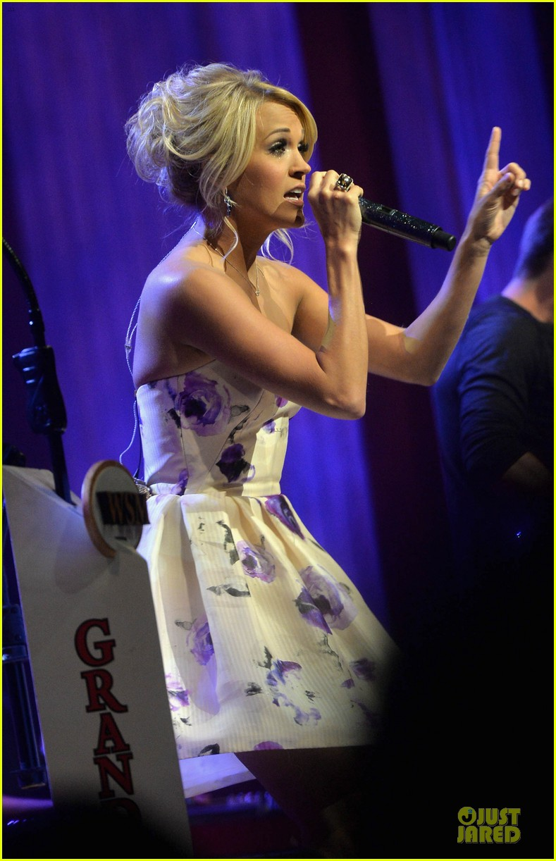 carrie underwood i love performing at the grand ole opry 10