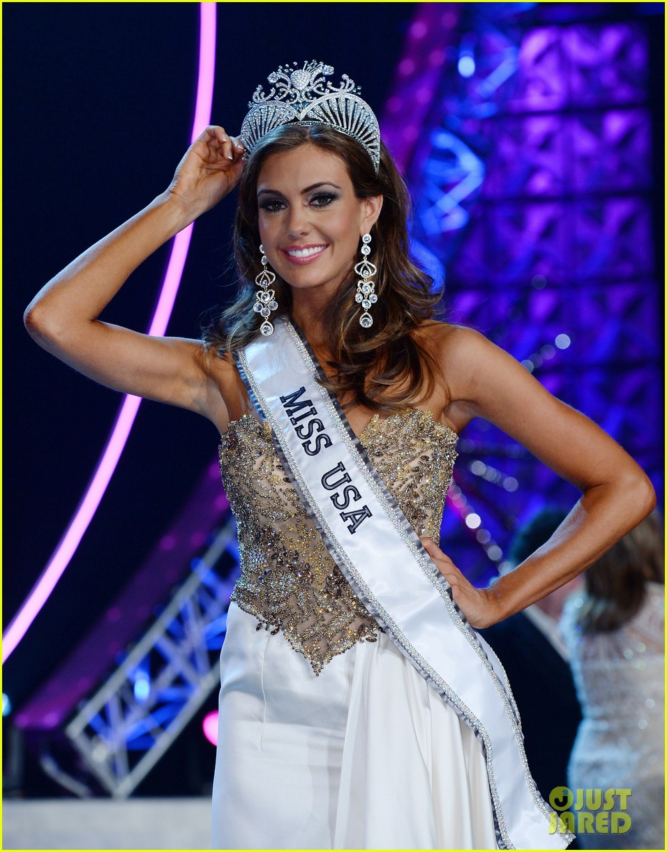 Who Won Miss USA 2013? Connecticut's Erin Brady!