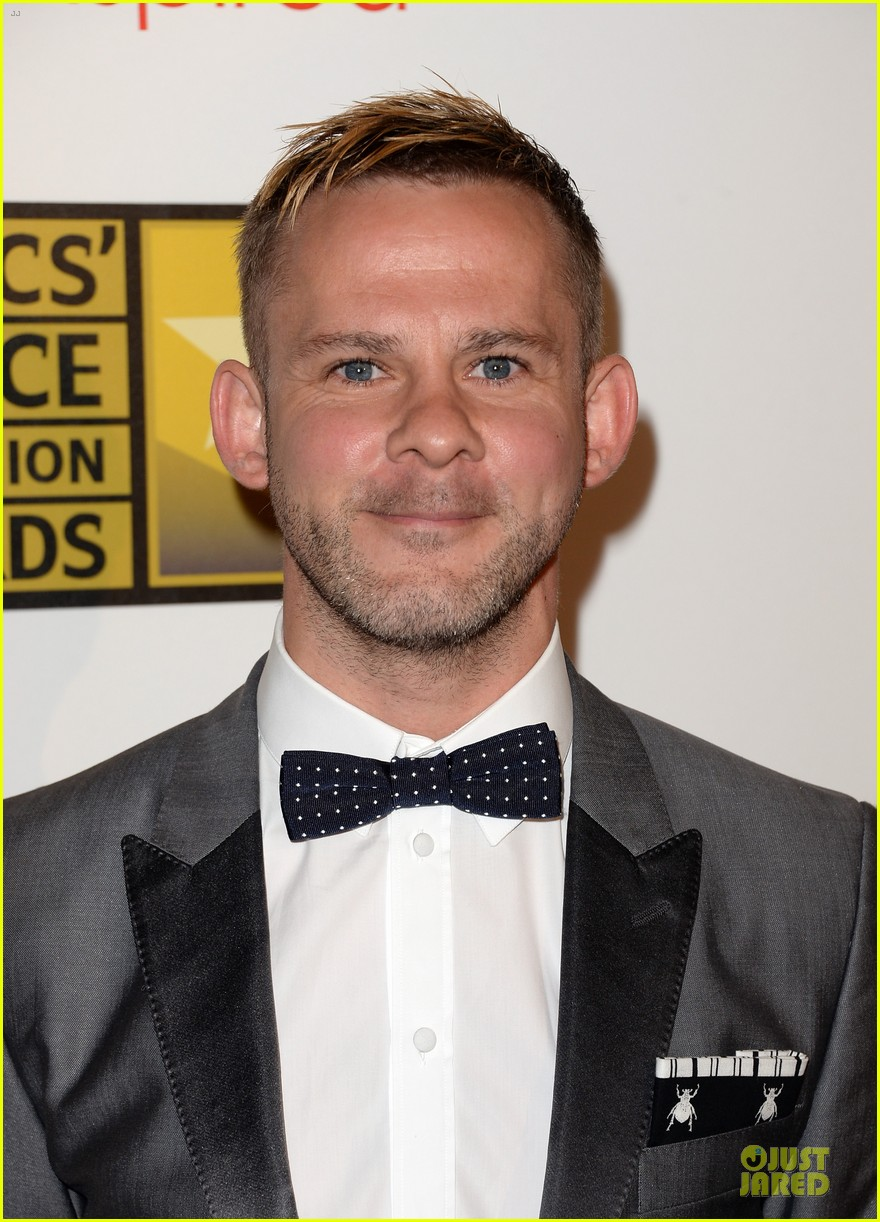 patrick wilson dominic monaghan critics choice television awards 2013 red carpet 04