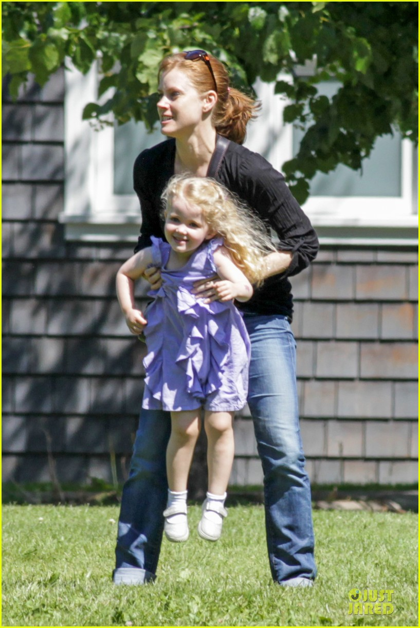amy adams darren le gallo park date with aviana 172905256