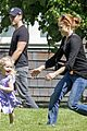 amy adams darren le gallo park date with aviana 21