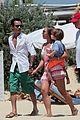 marc anthony chloe green st tropez vacation 15