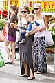 selma blair arthur choose healthy at farmers market 09