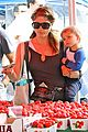 selma blair arthur choose healthy at farmers market 13
