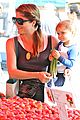 selma blair arthur choose healthy at farmers market 17