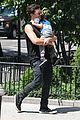 orlando bloom central park playtime with flynn 09