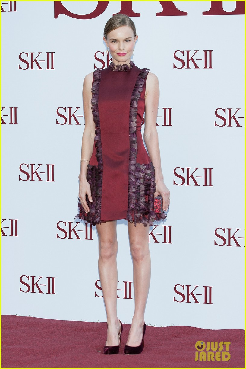 kate bosworth sk ii honoring of discovery event 012903245