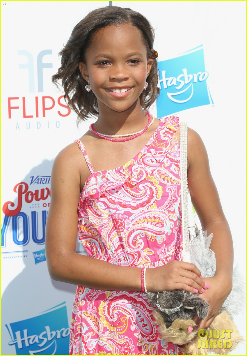 abigail breslin quvenzhane wallis power of youth 2013 062918214