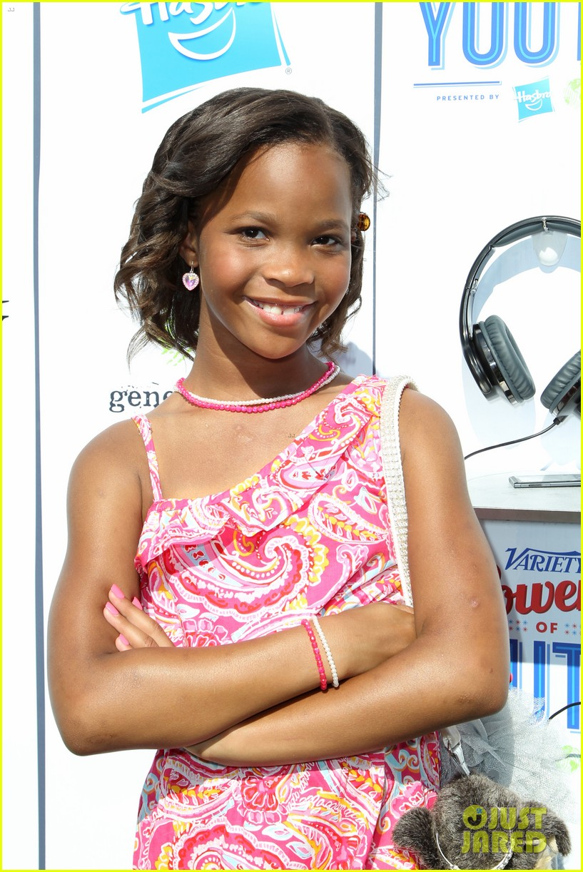 abigail breslin quvenzhane wallis power of youth 2013 092918217