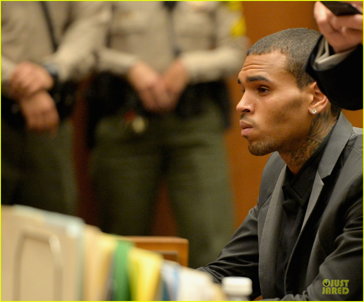chris brown i did everything i was supposed to for hit n run 122909953