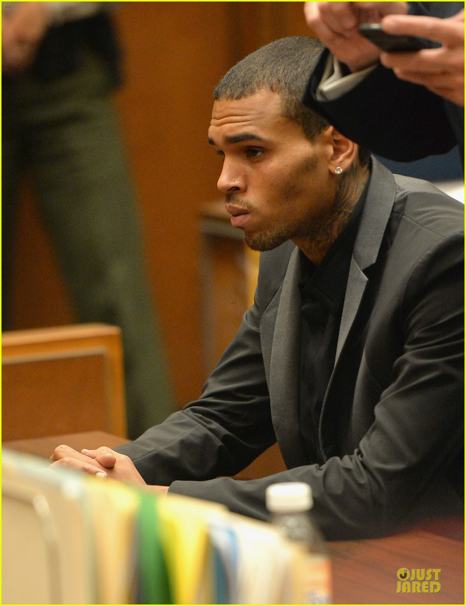 chris brown i did everything i was supposed to for hit n run 13