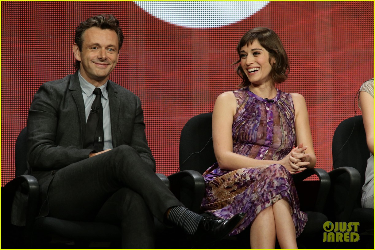 lizzy caplan michael sheen masters of sex tca tour panel 122920472