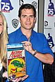 henry cavill superman 75 party at comic con 14