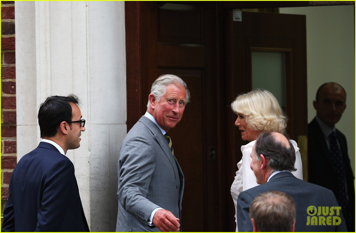 Prince Charles and New Baby