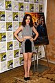 lily collins jamie bower campbell city of bones at comic con 01