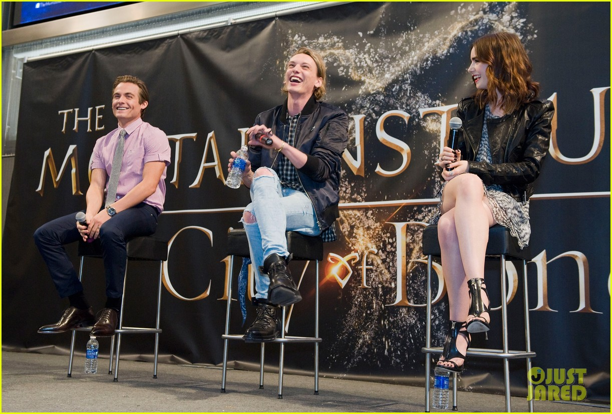 mortal instruments meet and greet 2014