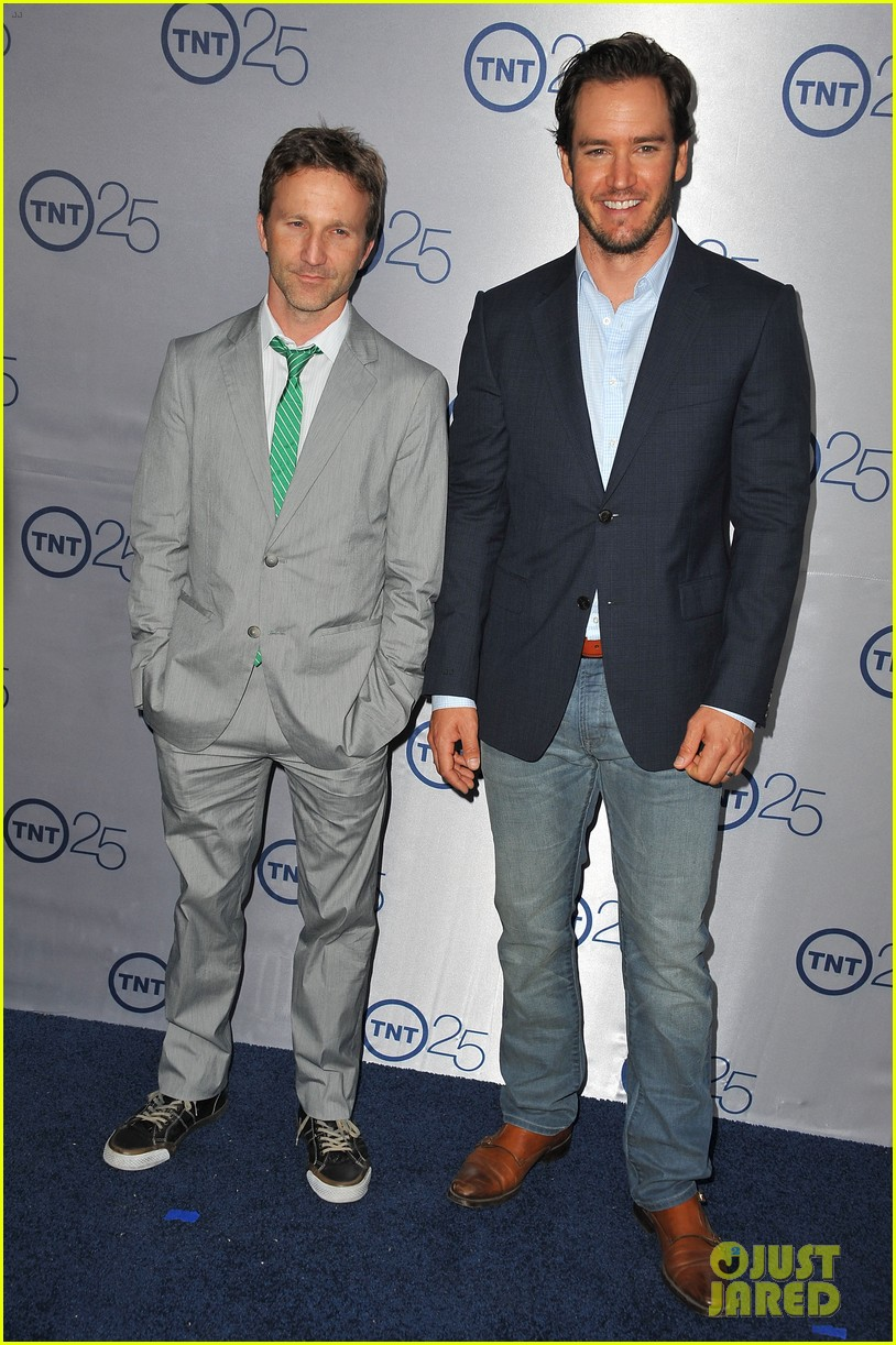 eric dane mark paul gosselaar tnt's 25th anniversary party 062916570