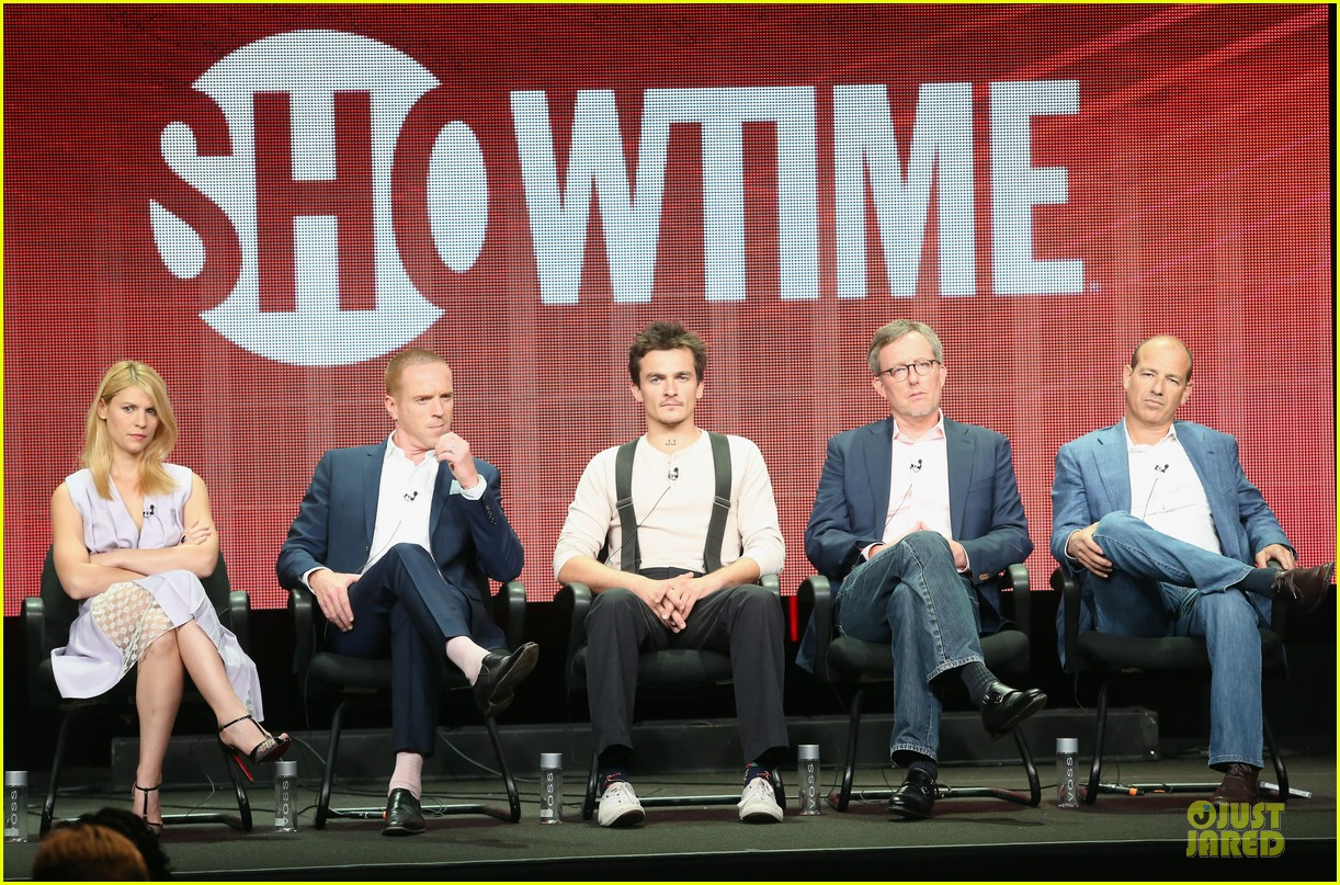 claire danes damian lewis homeland at showtime summer tca tour 05