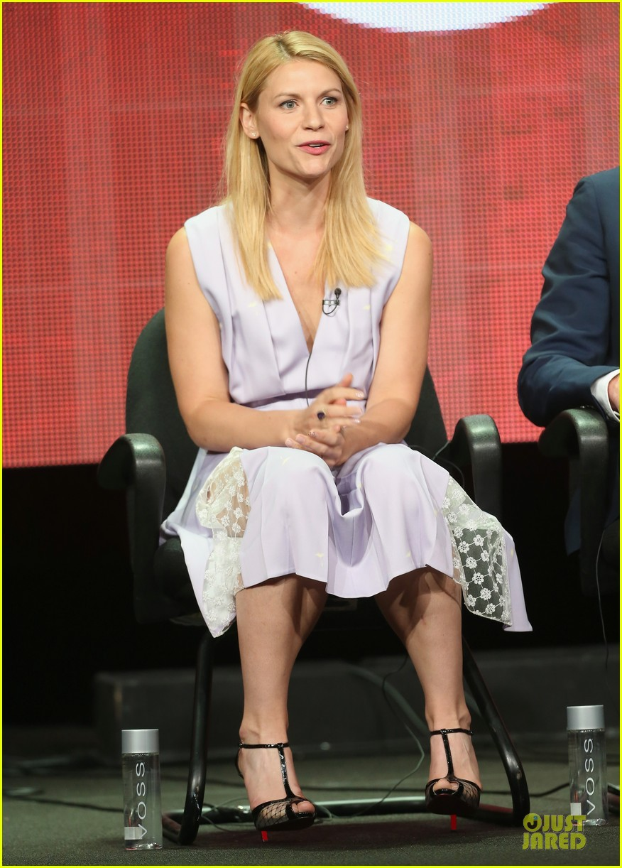 claire danes damian lewis homeland at showtime summer tca tour 062919810