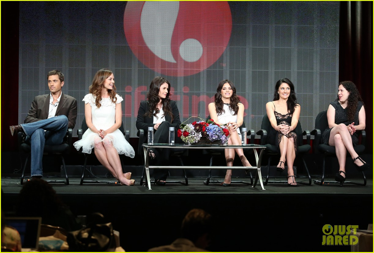 jenna dewan eric winter lifetime panel at tca tour 2013 08