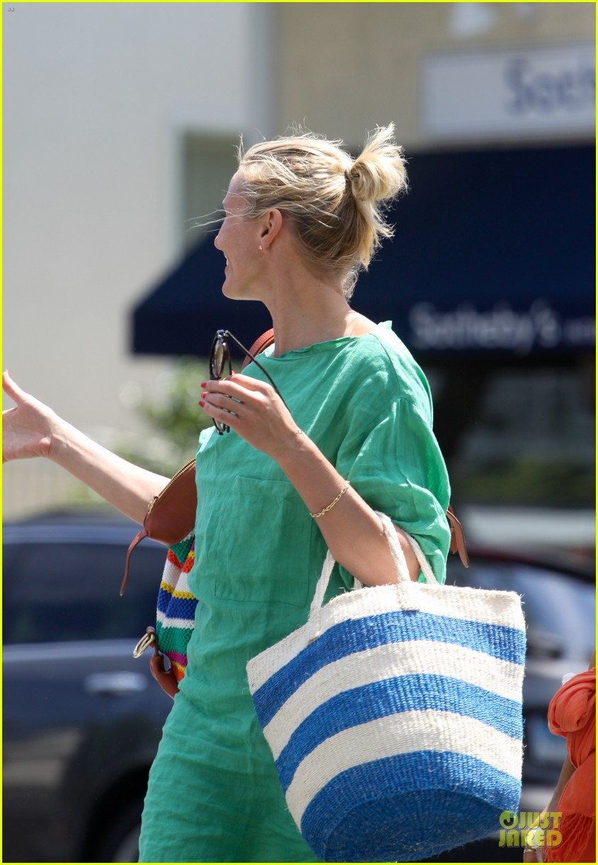 cameron diaz hamptons natural beauty queen 062906223