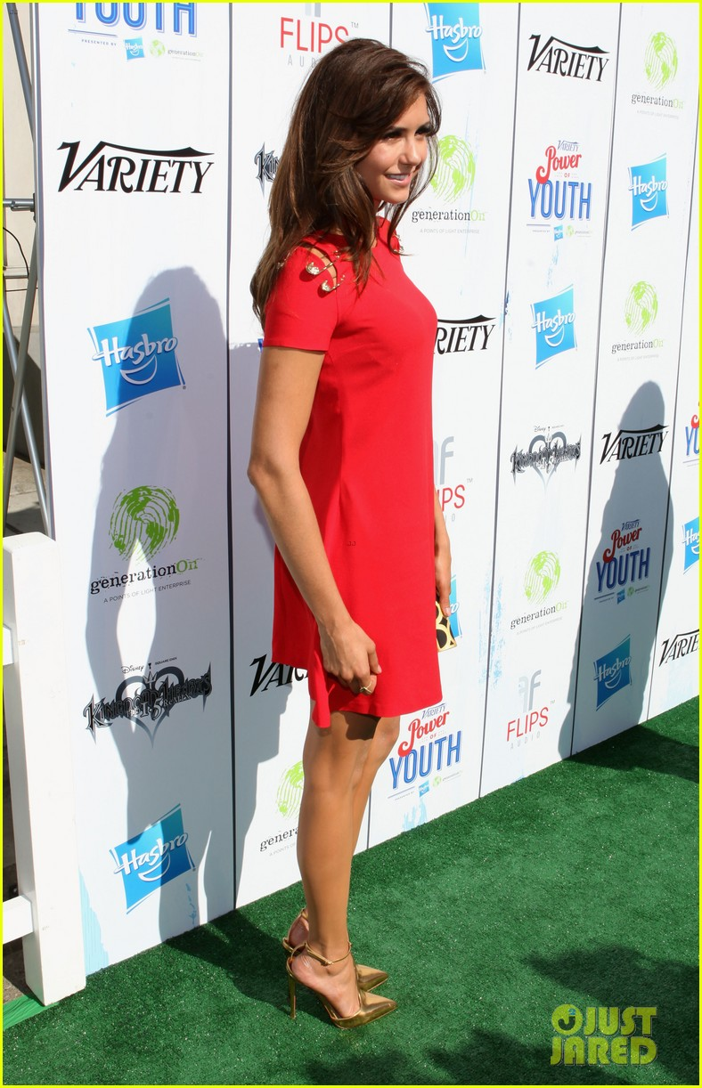 nina dobrev power of youth 2013 102918197
