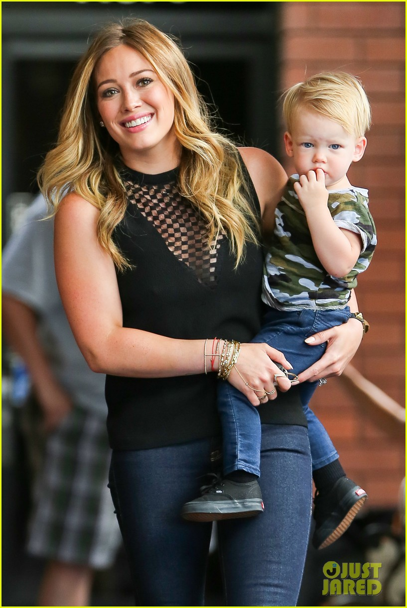 hilary duff luca is the absolute love of my life 09
