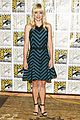 anna faris cloudy with a chance comic con panel 03