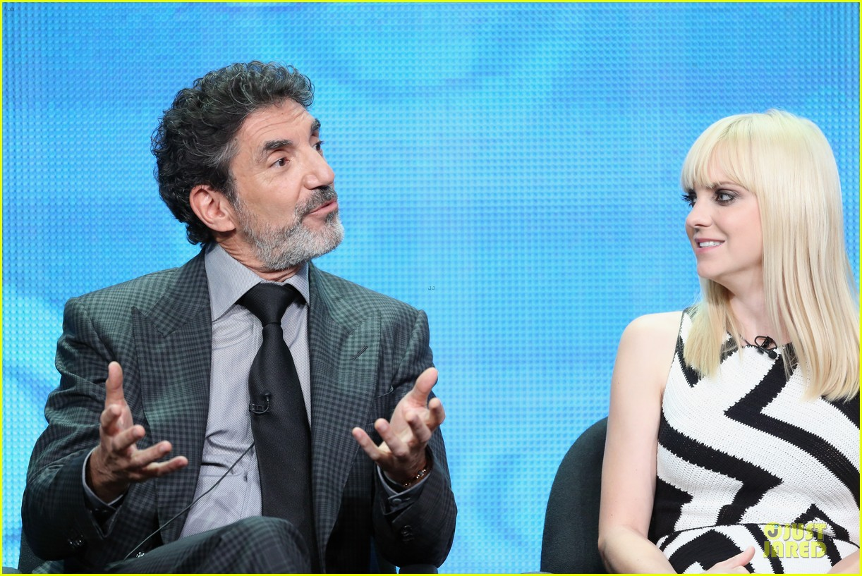anna faris cbs summer tca party 15