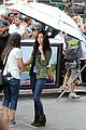 megan fox news reporter on teenage mutant ninja turtles set 01