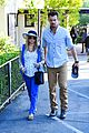 fergie josh duhamel go to church before baby shower day 17