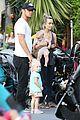 cam gigandet debuts baby rekker on family disney trip 17