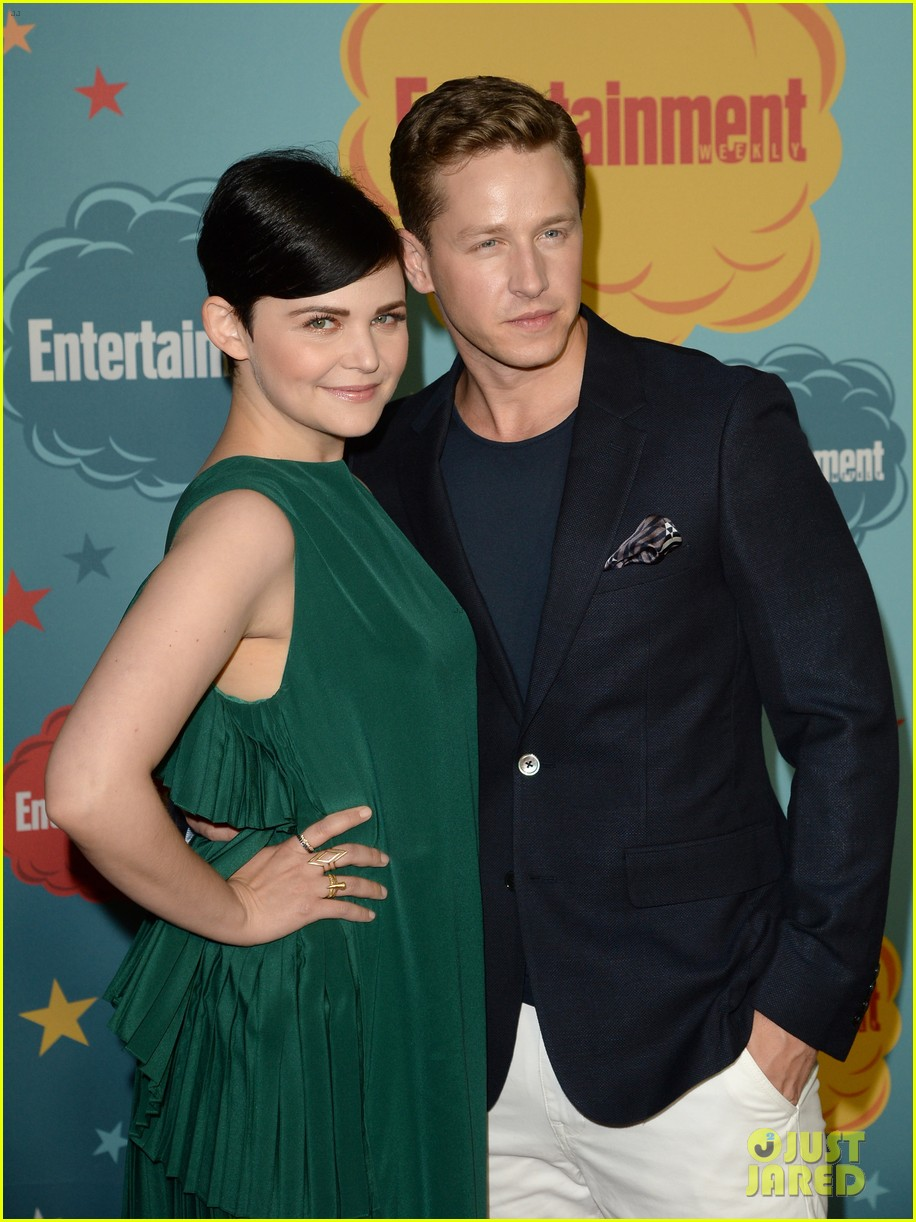 ginnifer goodwin josh dallas once at ew comic con party 042913656