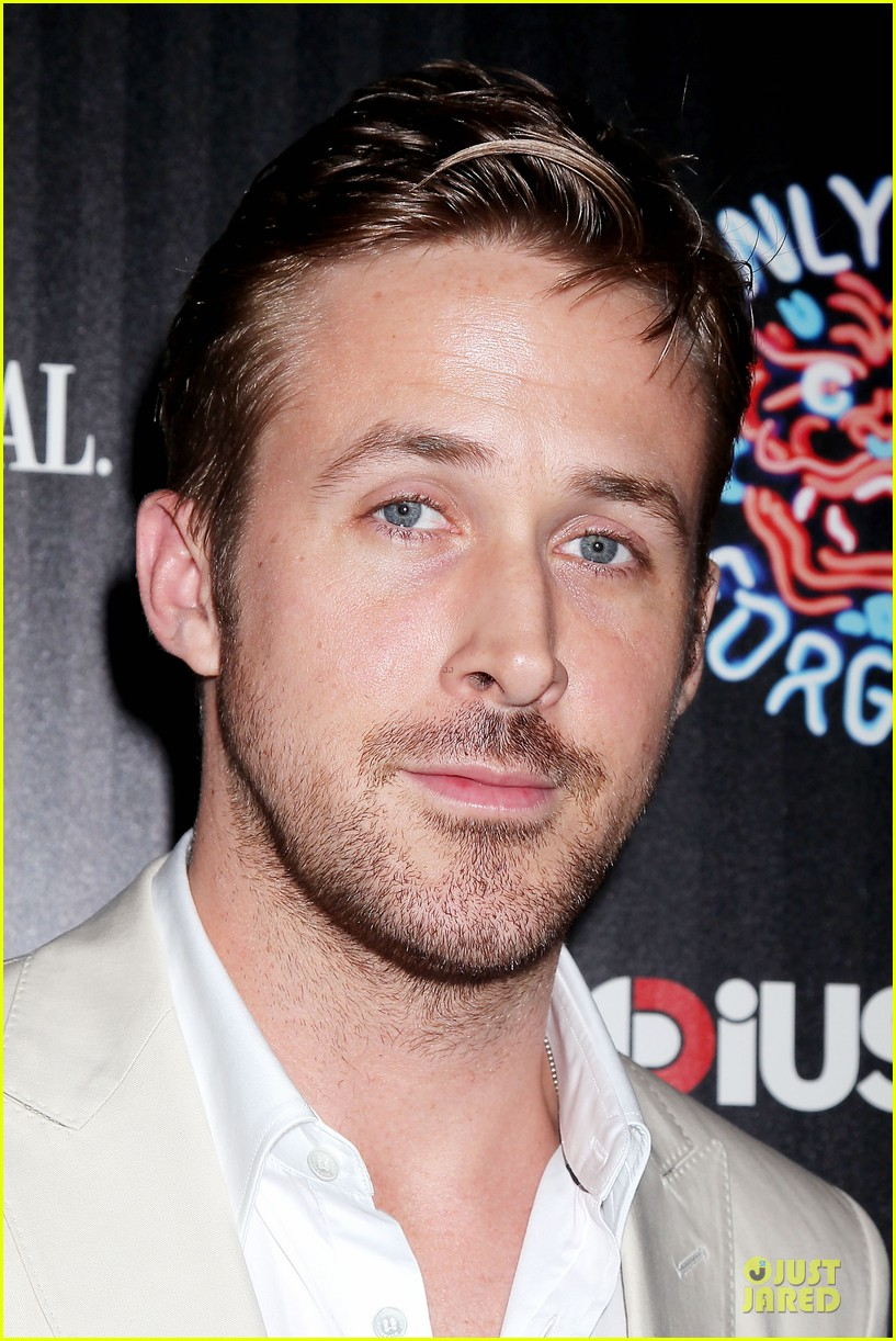 ryan gosling only god forgives nyc screening 072910576