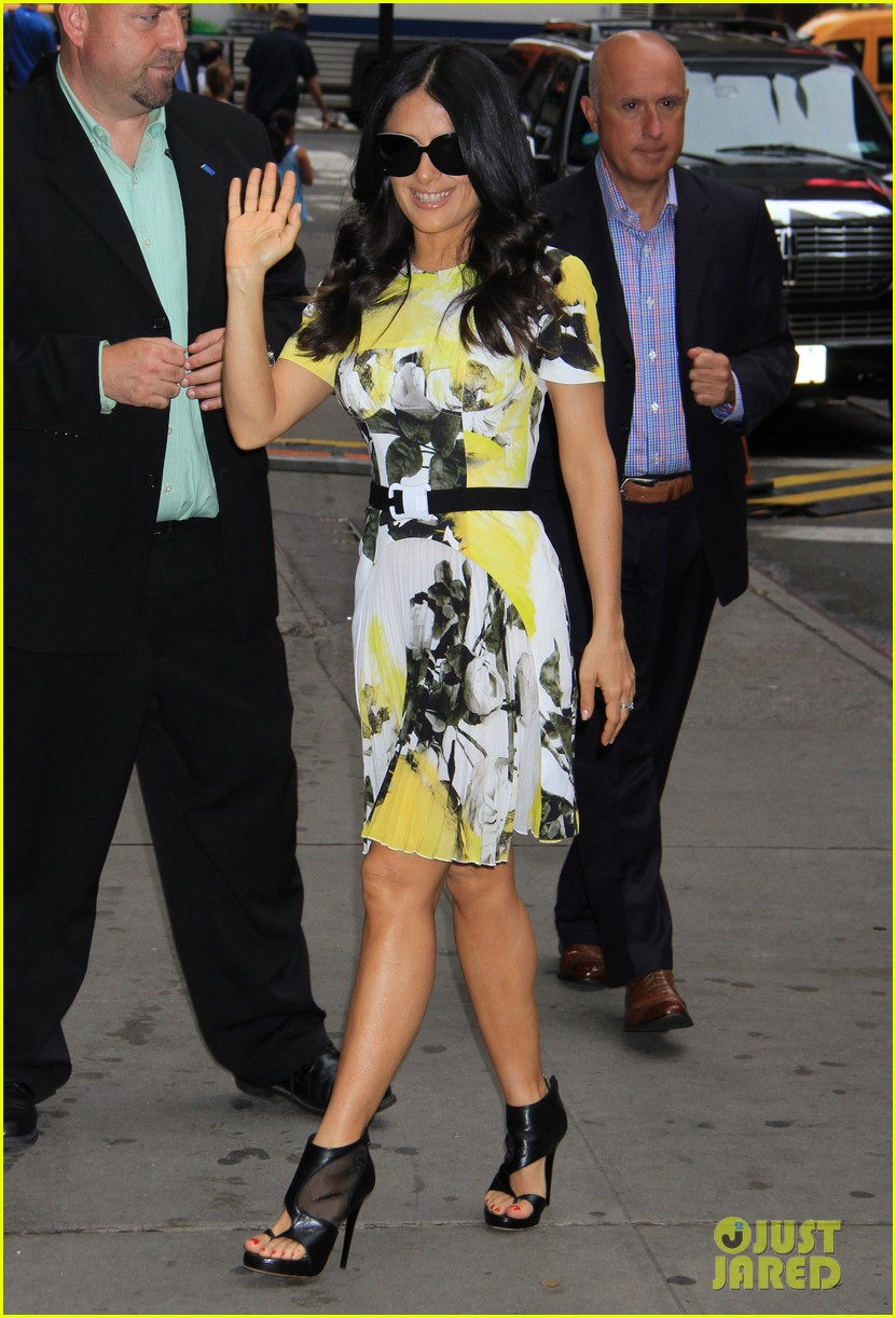 salma hayek i tried setting up adam sandlers mom 072907970