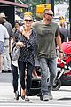 heidi klum martin kirsten spider man on broadway with the kids 38