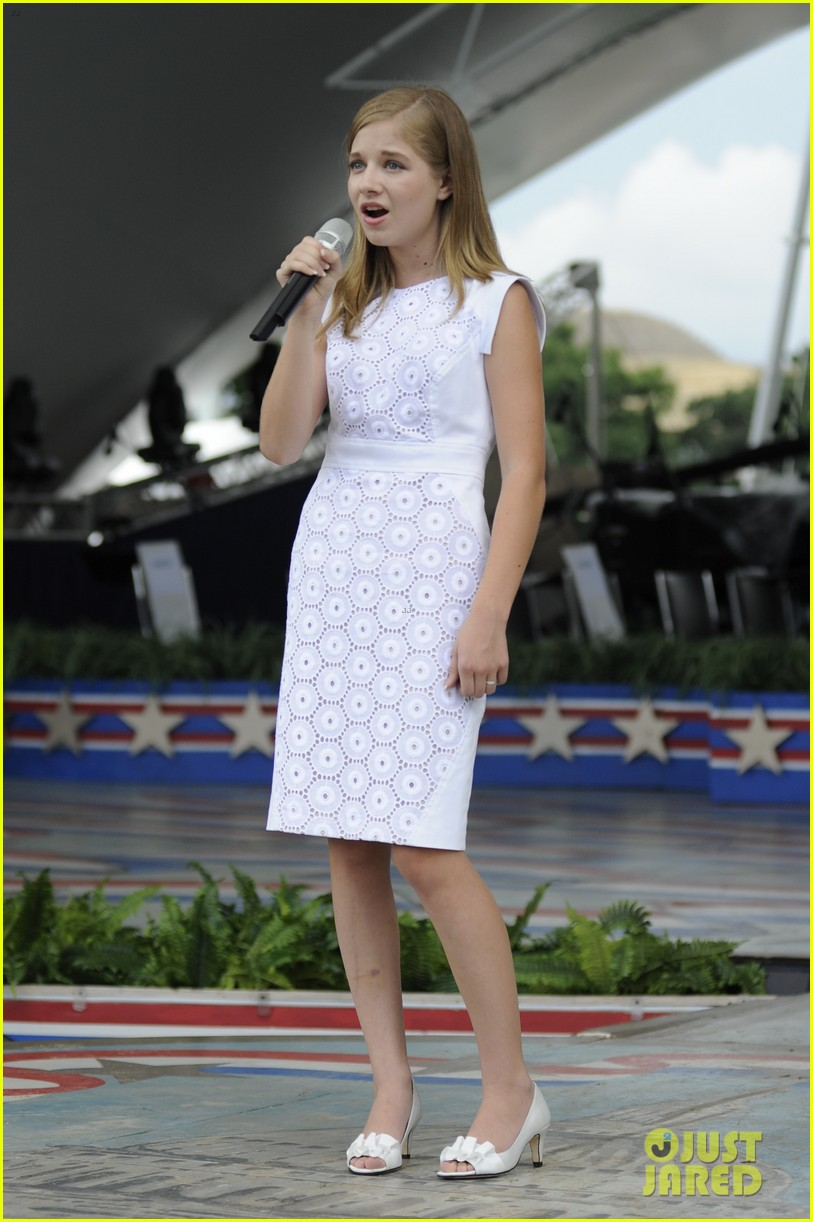 megan hilty candice glover capitol fourth rehearsals 22