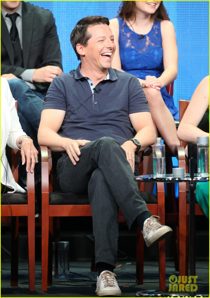 megan hilty sean hayes nbc summer tca panel 17