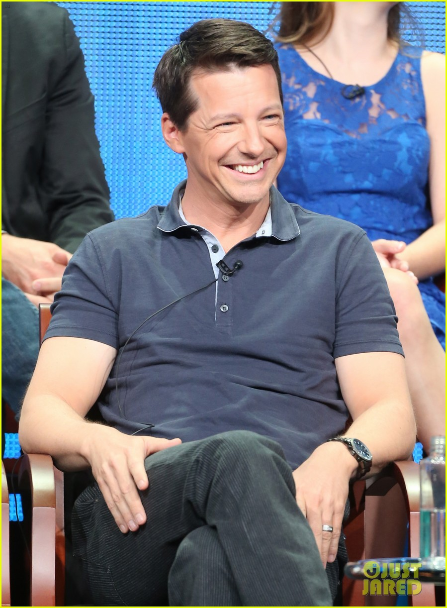 megan hilty sean hayes nbc summer tca panel 182918373